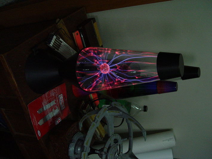 52oz Lava Electroplasma lamp