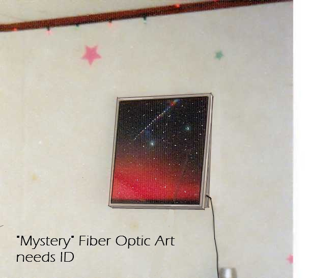 Fiber Optic Sky Pic closeup