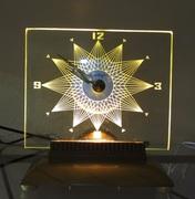 Mastercrafters Starlight Clock #146