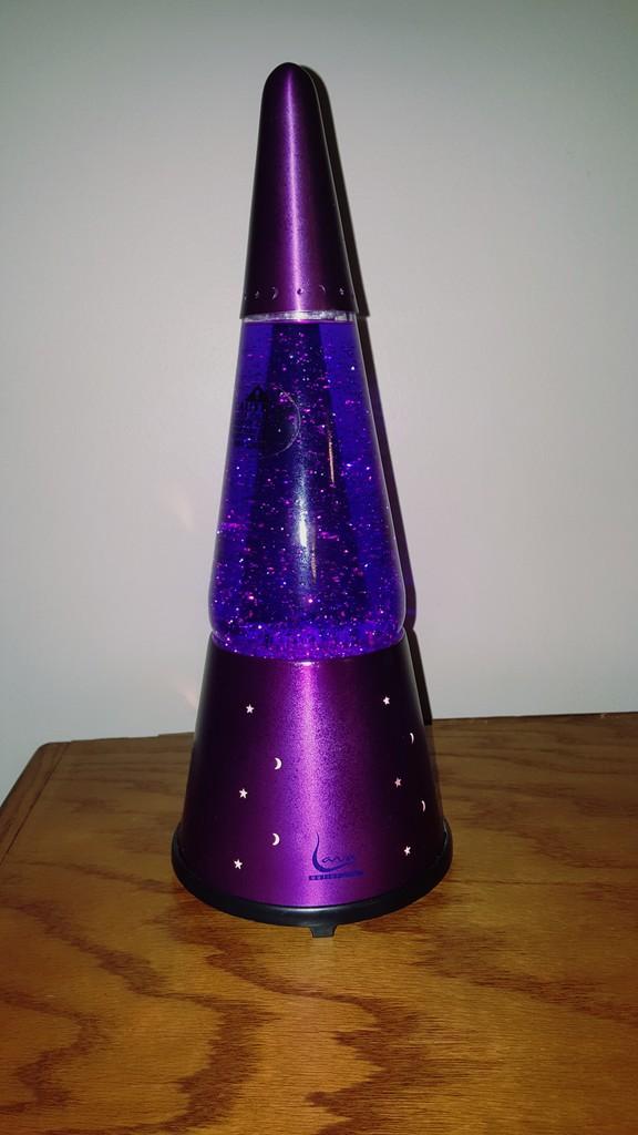 Custom Purple Wizard Oozing Goo The Lava Lamp Syndicate