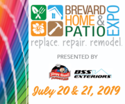 Brevard Home and Patio Expo presented by Sleepy Heads Furniture Store and BSS Exteriors