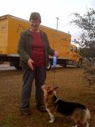 Rocky Savannah dog show 2008