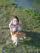 us at the river