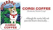 Corgi Coffee!!!