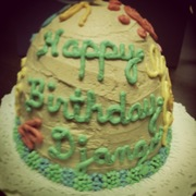 Happy first birthday, Django!!!