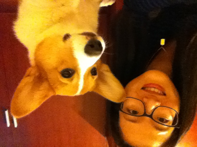 'Selfie' with Mummy
