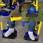 3D Heel loops