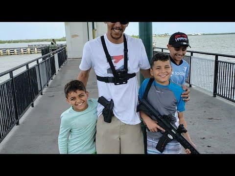 Open Carry Jensen Beach, Florida