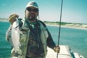 Pesca Costera Mexcico. (corvina con un X-Rap 10)