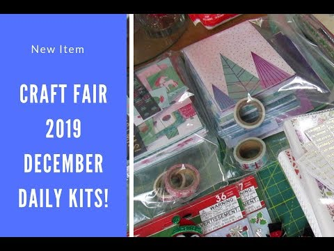 Craft Fair Help