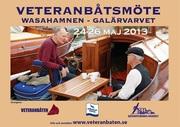 Skärgårdsmässan med Veteranbåtsmötet i Wasahamnen