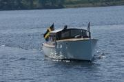 Siljans veteranbåtsfestival