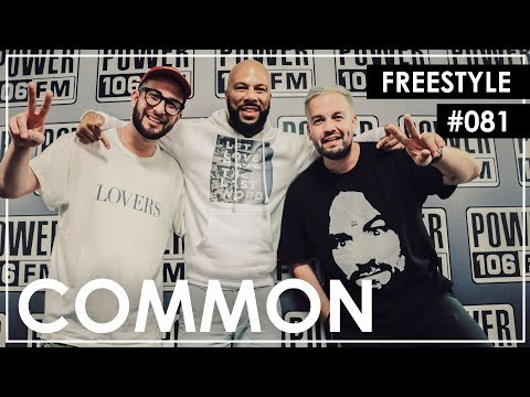 Common's 'Let Love' Freestyle w/ The L.A. Leakers #081