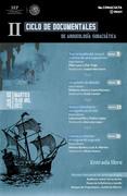 II CICLO DE DOCUMENTALES ARQUEOLOGÍA SUBACUÁTICA