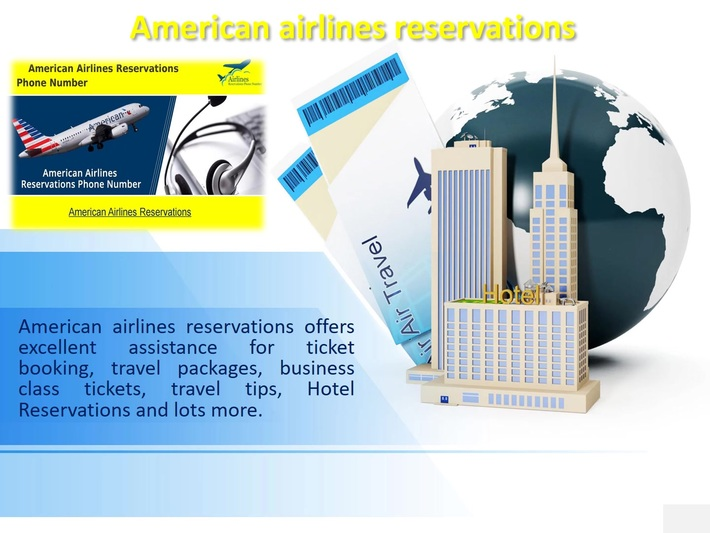 Grab best deals and offers with American airlines reservations