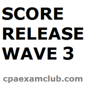 Score Release Wave 3 Chat: October / November 2013 Exam Window