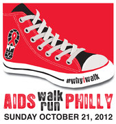26th Annual AIDS Walk Philly & AIDS Run Philly