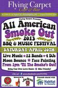 The 2nd Annual All-American Smoke Out BBQ & Music Festival