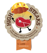 High Steaks: The Great Philly Cheesesteak Challenge & Cocktail Competition