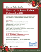Christmas Eve Feast of the Seven Fishes