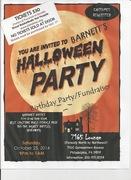 Barnett's Halloween Party