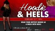 Hoodie & Heels