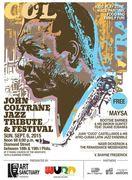 Art Sanctuary's John Coltrane Jazz Tribute & Festival