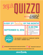 Quizzo with Johnny Goodtimes Every Tuesday of the Month