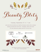Fall Beauty Blitz