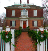 Flavors of the Season at Woodford Mansion