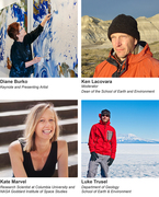 Panel Discussion – Vast and Vanishing: Art and Science Perspectives on Climate Change