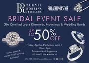 Bernie Robbins Jewelers' Annual Bridal Sale Event