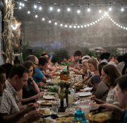 Greensgrow West Farm Dinner