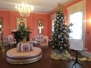 Holidays at Historic Strawberry Mansion