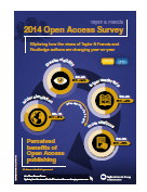 Licences, peer review, benefits, future intentions: visualizing researchers' views on open access