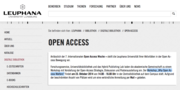 "Workshop ""Why Open Access Matters"""