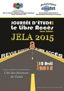 Journée d'Etude sur le Libre Accès JELA 2015