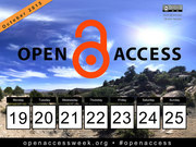 Open Access Week 2015 – Let's Collaborate! Boost your Citations and Visibility
