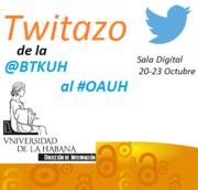 Twitazo por el Open Access