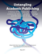 Untangling Academic Publishing
