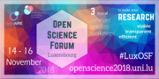 Luxembourg Open Science Forum
