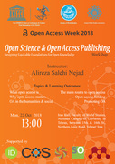 Open Science and Open Access Publishing: Designing Equitable Foundations for Open Knowledge