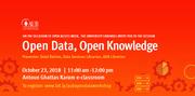 Open Knowledge, Open Data