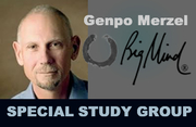 """EVENT LISTING: Special Study Group with Genpo Merzel: 4-Week Introduction to """"Big Mind as Western Zen""""--A concept rooted in Jungian Psychology and in Eastern Zen"""