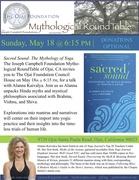 JCF Mythological RoundTable: Mythology of Yoga, with Alanna Kaivalya