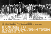 THE ARTISTIC SPIRIT ENCOUNTERS EVIL: VERDI AT TEREZIN