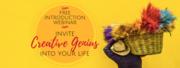 Free Webinar: Inviting Creative Genius Into Your Life