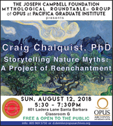 Storytelling Nature Myths: A Project of Reenchantment with Craig Chalquist, PhD