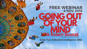 Free Webinar: Going Out of Your Mind with Robert Bosnak
