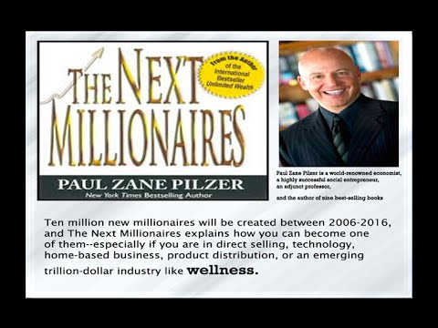 The Next Trillion Dollar Industry — Wellness  (Paul Zane Pilzer)